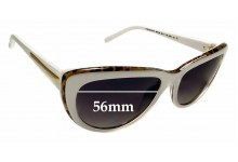 Sunglass Fix New Replacement Lenses for Givenchy SGV766 - 56mm Wide