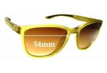 Sunglass Fix Replacement Lenses for Glarefoil Phillips - 54mm wide