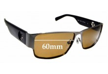 Sunglass Fix Replacement Lenses for Guess GU6659 - 60mm wide