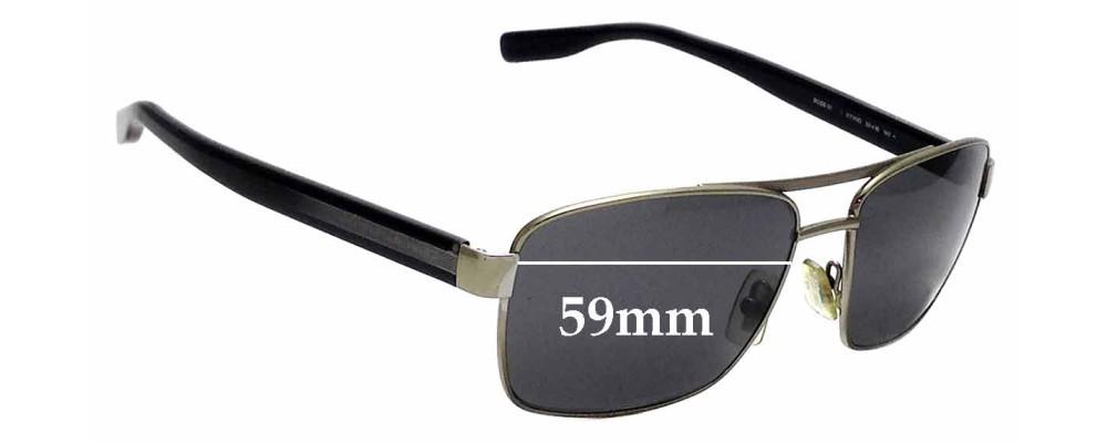 SFx Replacement Sunglass Lenses fits Ralph Lauren RA 4004 59mm wide