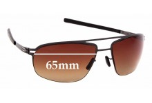 Sunglass Fix Replacement Lenses for IC! Berlin Waleed - 65mm wide