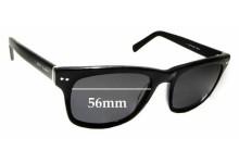 Sunglass Fix Replacement Lenses for Jon Tyler Erratic - 56mm wide