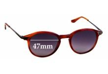 Sunglass Fix Replacement Lenses for Joseph Marc 4133 - 47mm Wide