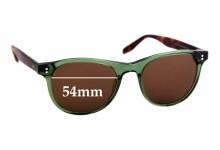 Sunglass Fix Replacement Lenses for Joseph Marc 4147 - 54mm Wide