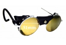 Sunglass Fix Replacement Lenses for Julbo Vermont Spectron 4 - 51mm wide