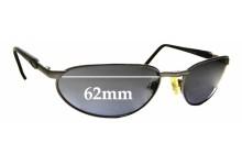 Sunglass Fix Replacement Lenses for Killer Loop K 1311 - 62mm wide