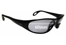 Sunglass Fix Replacement Lenses for  Killer Loop The Heist K1090 - 60mm wide