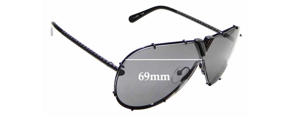 6a01d1a76e9ee Sunglass Fix Replacement Lenses for Louis Vuitton LV Drive Z2345W - 69mm  wide
