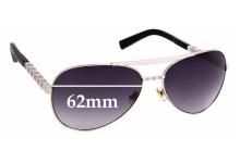 Sunglass Fix Replacement Lenses for Louis Vuitton Z0340U - 62mm wide