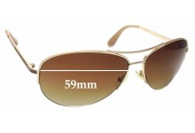 Sunglass Fix Replacement Lenses for Marc By Marc Jacobs MMJ119/S - 59mm Wide