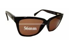 Sunglass Fix Replacement Lenses for Maui Jim Jacaranda MJ763 - 56mm wide