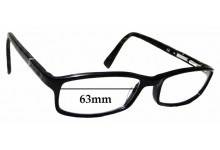 Sunglass Fix Replacement Lenses for Michael Kors MK673 - 63mm wide