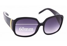 Sunglass Fix New Replacement Lenses for Montblanc MB 221S - 60mm Wide