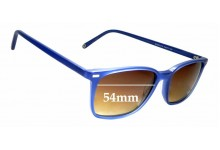 Sunglass Fix Replacement Lenses for Muse Elle - 54mm wide