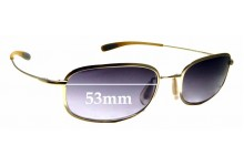 Sunglass Fix Replacement Lenses for Nike Reveal I - 53mm wide