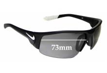Sunglass Fix Replacement Lenses for Nike Skylon ACE XV EV0857 - 73mm Wide