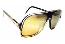Sunglass Fix Replacement Lenses for Nina Ricci 90 MNO - 56mm wide
