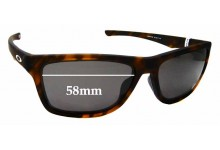 Sunglass Fix Replacement Lenses for Oakley Holston OO9334 - 58mm wide
