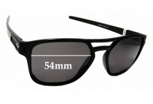 Sunglass Fix Replacement Lenses for Oakley Latch Beta OO9436 - 54mm wide