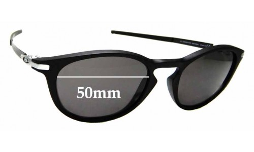 Sunglass Fix Replacement Lenses for Oakley Pitchman R OO9439 - 50mm wide
