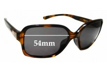 Sunglass Fix Replacement Lenses for Oakley Proxy OO9312 - 54mm wide