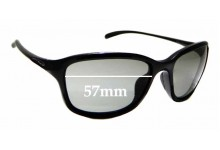 Sunglass Fix Replacement Lenses for Oakley She's Unstoppable OO9297 - 57mm wide