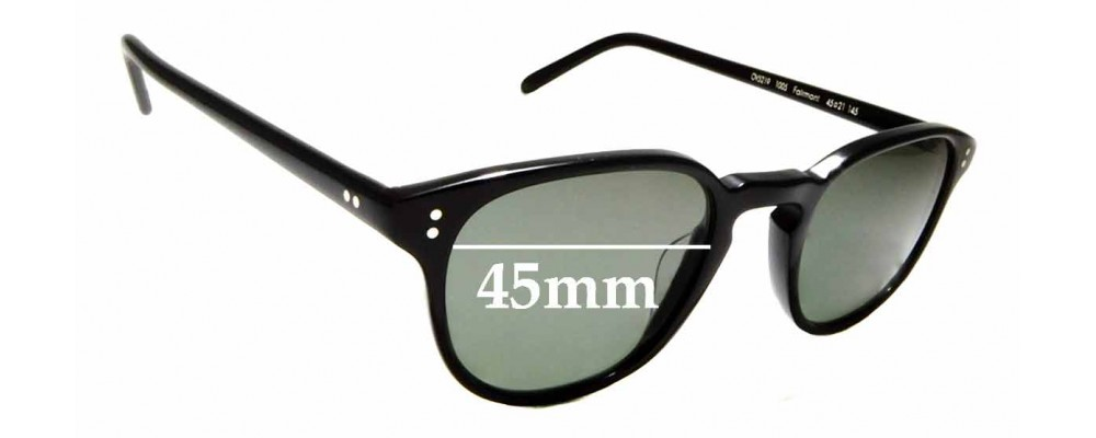 45mm The Ov5219 Replacement Peoples Fairmont Oliver Lenses By O0wnPk8