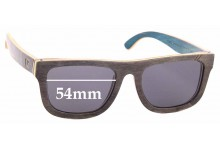 Sunglass Fix Replacement Lenses for Ozed OZ 5031 - 54mm wide