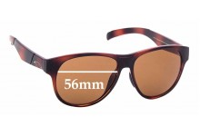 Sunglass Fix New Replacement Lenses for Paul Smith Towns End  - 56mm Wide