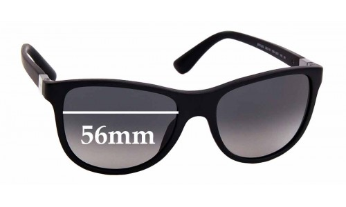 Sunglass Fix Replacement Lenses for Prada SPR 20S - 56mm Wide