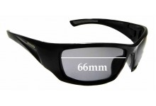 Sunglass Fix New Replacement Lenses for Prosafe Atacama - 66mm Wide