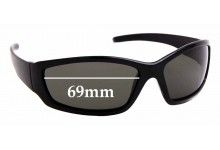 Sunglass Fix Replacement Lenses for Protector Whim Creek - 69mm wide