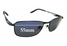 Sunglass Fix Replacement Lenses for Quiksilver / Specsavers QS Sun Rx 97- 55mm Wide