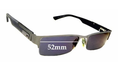 Sunglass Fix Replacement Lenses for Quiksilver QS 56 - 52mm Wide