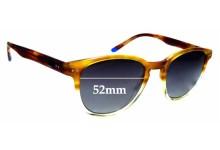Sunglass Fix Replacement Lenses for Quiksilver / Specsavers QS Sun RX 103 - 52mm Wide