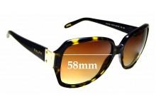 Sunglass Fix Replacement Lenses for Ralph Lauren RA5138 -58mm wide