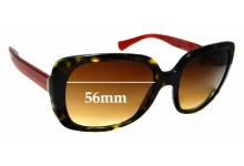 Sunglass Fix Replacement Lenses for Ralph Lauren RA5198 - 56mm wide