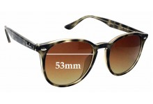 Sunglass Fix Replacement Lenses for Ray Ban RB4259 - 53mm Wide *Please measure as there are several models*