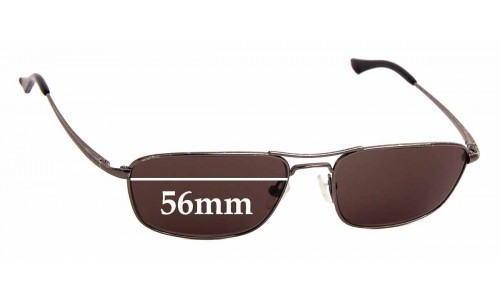 Sunglass Fix Replacement Lenses for Ray Ban RB8018 Orbs - 56mm wide