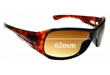 Sunglass Fix New Replacement Lenses for Reef Joaquina - 62mm Wide