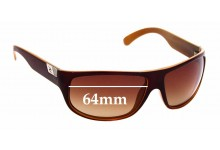 Sunglass Fix Replacement Lenses for Rip Curl Ventura  - 64mm wide