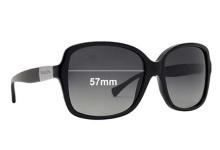 Ralph Lauren RA 5165 Replacement Sunglass Lenses - 57mm wide