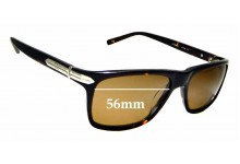 Sunglass Fix Replacement Lenses for S.T. Dupont ST008 - 56mm wide