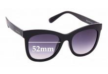 Sunglass Fix Replacement Lenses for Seafolly Manly - 52mm wide