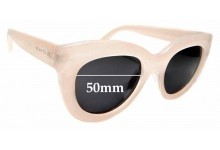 Sunglass Fix Replacement Lenses for Seafolly Tortola V2 - 50mm wide