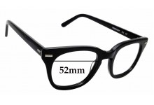Sunglass Fix New Replacement Lenses for Shuron Freeway - 52mm Wide