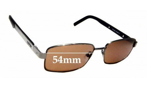 Sunglass Fix Replacement Lenses for Slazenger SL5468 - 54mm Wide