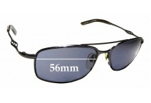 Sunglass Fix Replacement Lenses for Smith Citation - 56mm wide