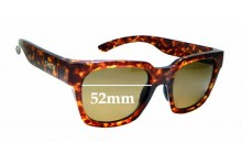 Sunglass Fix Replacement Lenses for Smith Comstock - 52mm wide