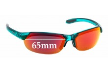 Sunglass Fix Replacement Lenses for Smith Parallel - 65mm wide